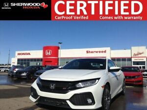 2017 Honda Civic Si | ONE OWNER | NO ACCIDENTS | NAVI