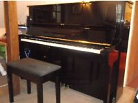 Yamaha U1 in great condition.