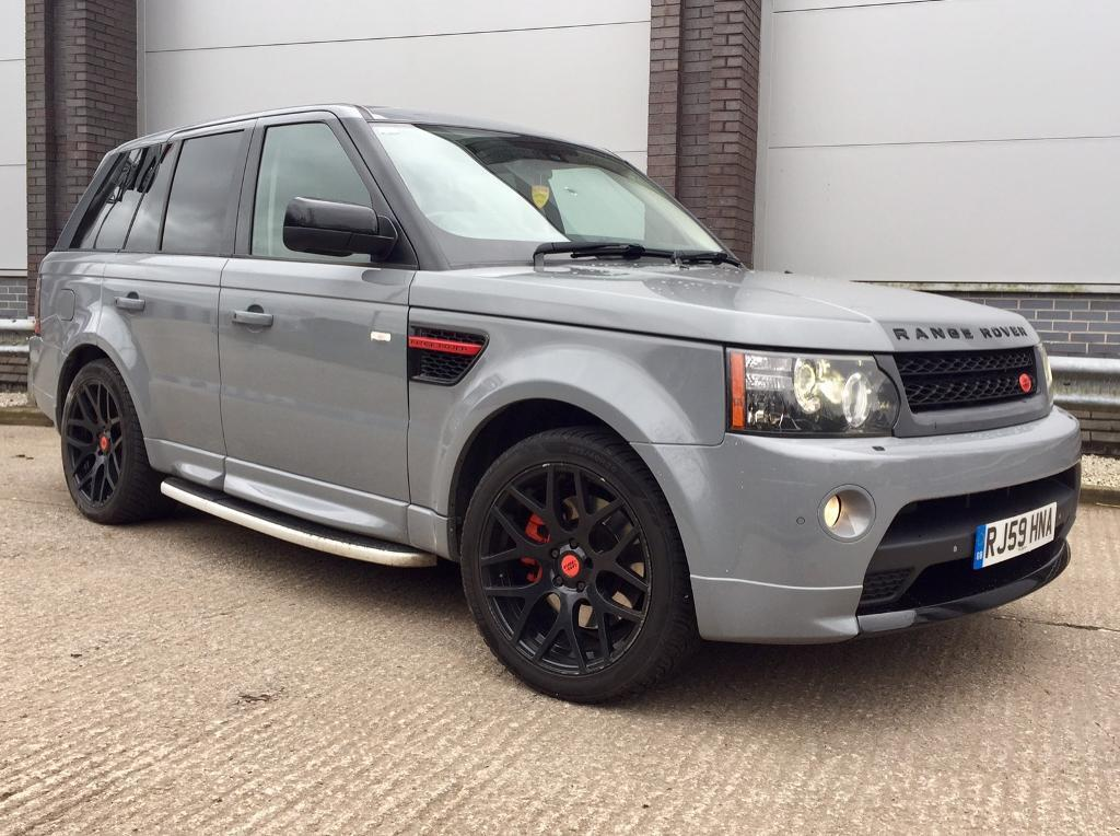 range rover sport hse tdv6 3 0 full autobiography upgrade. Black Bedroom Furniture Sets. Home Design Ideas