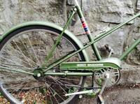 Ccm Encore bicycle army green