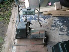 ATCO Commodore B20 lawnmower - for spares or repair