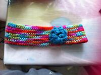 Crocheted or Knit Headbands for the winter time
