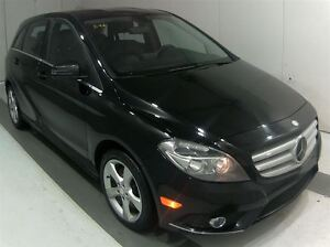 2014 Mercedes-Benz B-Class DUAL DVD-LEATHER