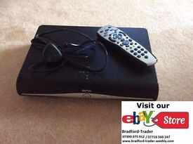 SKY PLUS HD BOX DRX890W-C WITH WIFI BUILT IN and 500 GB