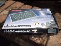 Boxed (never used) Norsonic Nano Keyboard