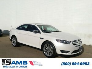 "2016 Ford Taurus Limited AWD 3.5L Moonroof Navigaiton 20"" Wheels"