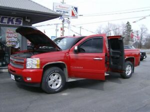 2013 Chevrolet Silverado 1500 EXTENDED LONG BOX 4X4 *LTZ*