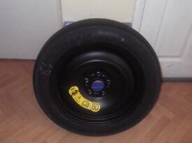Ford C-Max Spare Wheel