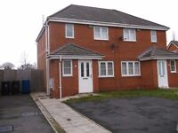 New build semi- detached three bedroom property, located on Haywood Road, Stock-bridge village