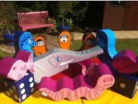 10 Animal Shaped Soft Play