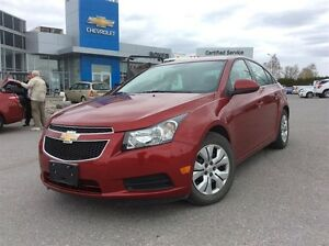2014 Chevrolet Cruze 1LT | BLUETOOTH | 1.4L TURBO | LOW KM |