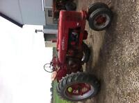 Looking for antique tractors