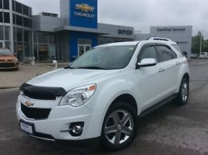 2015 Chevrolet Equinox LTZ | 2.4L AWD | SUNROOF | LOW KM