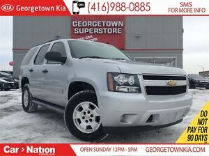 2013 Chevrolet Tahoe LS 4X4 8 PASSENGER| TOW PACKAGE | CLEAN CAR