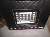 prestigio multi pad, 8in android tabletpc, new in box, wifi muiltouch web hdusb, screen camera