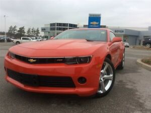 2012 Chevrolet Camaro 1LT | LOW KM | SUNROOF