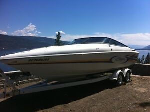 REDUCED TO SELL!!   252 Baja & trailer