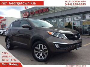 2014 Kia Sportage EX | ONE OWNER | FULLY SERVICED |