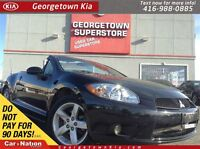 2009 Mitsubishi ECLIPSE SPYDER GS | CONVERTIBLE | 50,745KMS | CL