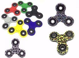 Fidget spinners plain / glow in dark / light up / butterfuly / tri-fan