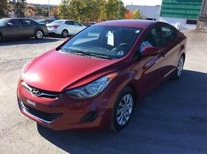 2013 Hyundai Elantra GL AUTOMATIC WITH AIR CONDITION