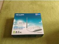 Tp link wireless modem