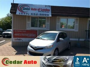 2012 Toyota Yaris LE - FREE WINTER TIRE PACKAGE London Ontario image 1