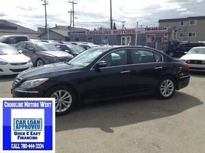 2013 Hyundai Genesis | Heated Leather | Sunroof | Bluetooth |
