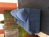 Free Nice quality 3 seater Sofa