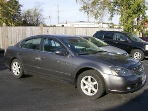 2006 Nissan Altima 2.5 S GOOD RUNNING SEDAN !!!