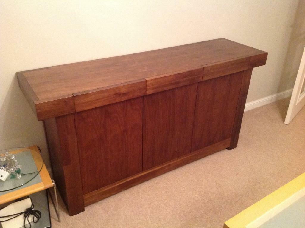 Lovely Walnut Sideboard Reduced Again For Quick Sale