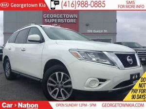 2013 Nissan Pathfinder SV | 4WD | BACKUP CAM | POWER HEATED SEAT