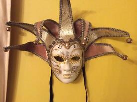 Carnival Venice mask