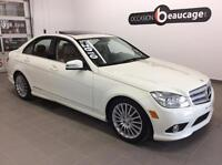 2010 Mercedes-Benz C-Class C250W / 4MATIC / TOIT OUVRANT / FULLY