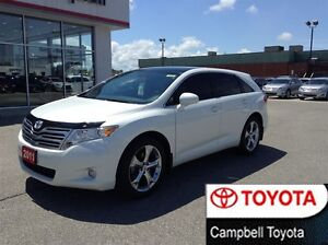 2011 Toyota Venza V6 PANORAMIC ROOF LEATHER 20 WHEELS