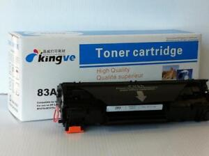 New Compatible Toner for HP CF283A 83A fits HP LaserJet Pro MFPM201 M127fn M127fw M125nw M125mw M225 $22