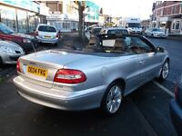 04 VOLVO C70 CONVERTIBLE 2.5 T 5 SPEED MANUAL V/CLEAN 1995