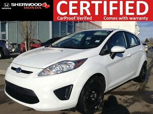 2013 Ford Fiesta SE | HEATED SEATS | AUX | ONE OWNER | ACCIDENT