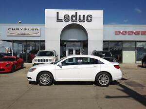 2012 Chrysler 200 Touring with Navigation and Extended Warranty