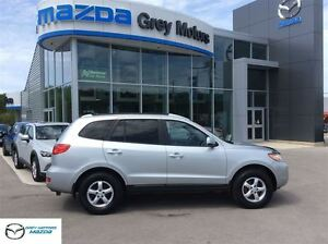 2009 Hyundai Santa Fe GLS 3.3L, Leather, Sunroof, AWD !
