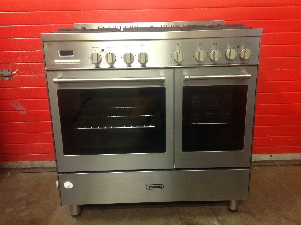 Delonghi Gas Oven Delonghi Range Dual Fuel Gas