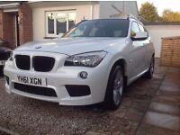 2011 BMW X1 2.0 18d M SPORT X DRIVE