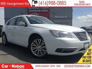2012 Chrysler 200 Limited | NAVI | LEATHER | ROOF |