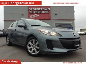 2012 Mazda MAZDA3 GX | MP3 | HATCHBACK | AUTO |