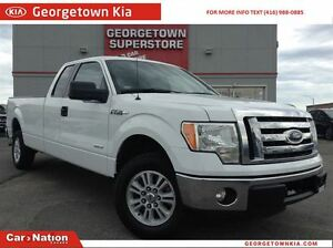 2012 Ford F-150 XLT | SUPERCAB | 8FT BOX | CLEAN CARPROOF |