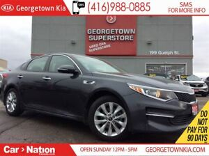 2017 Kia Optima LX | HEATED STEERING WHEEL | B/U CAM | BLUE TOOT