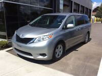 2012 Toyota Sienna LE/CamRecul/8p