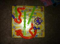 Hungry Hippo & Snack and Ladders