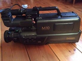 Panasonic M10 Movie Camera