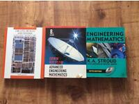 Undergraduate engineering text books